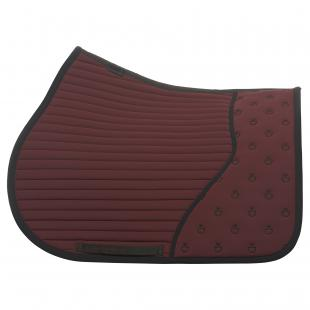 Czaprak CT Quilted Insert Jumping bordo